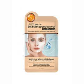 Satin Smooth, Brightening Serum Sheet Mask, Vitamin C/Illuminating, 1 Pc