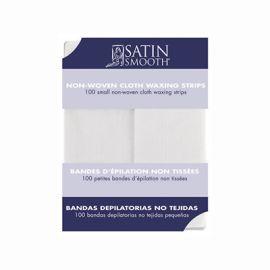 Small Non-Woven Cloth Waxing Strips 100pk