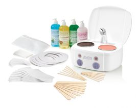 Satin Smooth® Professional Double Warmer Wax Kit