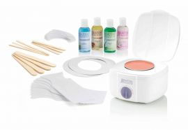 Professional Single Warmer Wax Kit