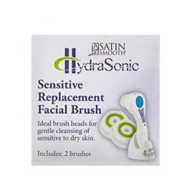 HydraSonic? Sensitive Skin Facial Brush (2 pack)