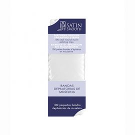 Small Muslin Epilating Strips 100 ct
