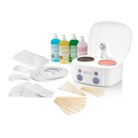 Satin Smooth® Professional Double Warmer Wax Kit